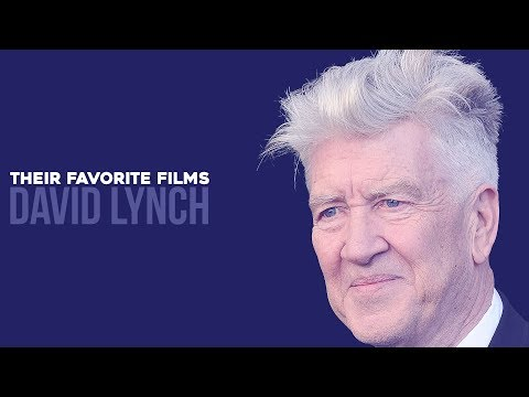 David Lynch Reveals His 5 Favorite Films