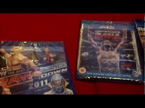 3 New Silver Vision Blu-Rays