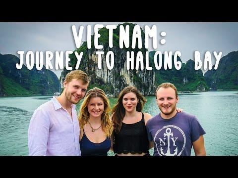 Vietnam:  Da Lat to  Halong Bay