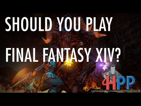 Should You Play Final Fantasy XIV? - Hey Poor Player