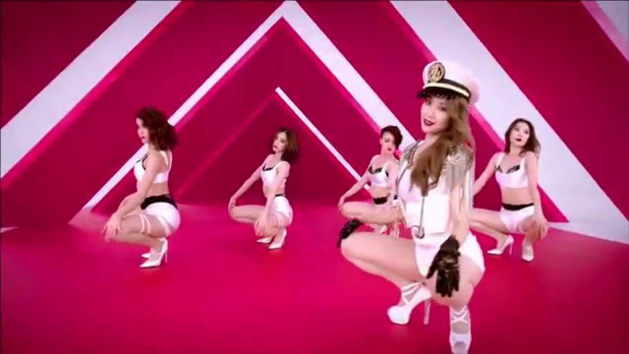 【HD】王蓉-壞姐姐MV(舞蹈版) [Official Music Video Dance Ver.]官方完整版