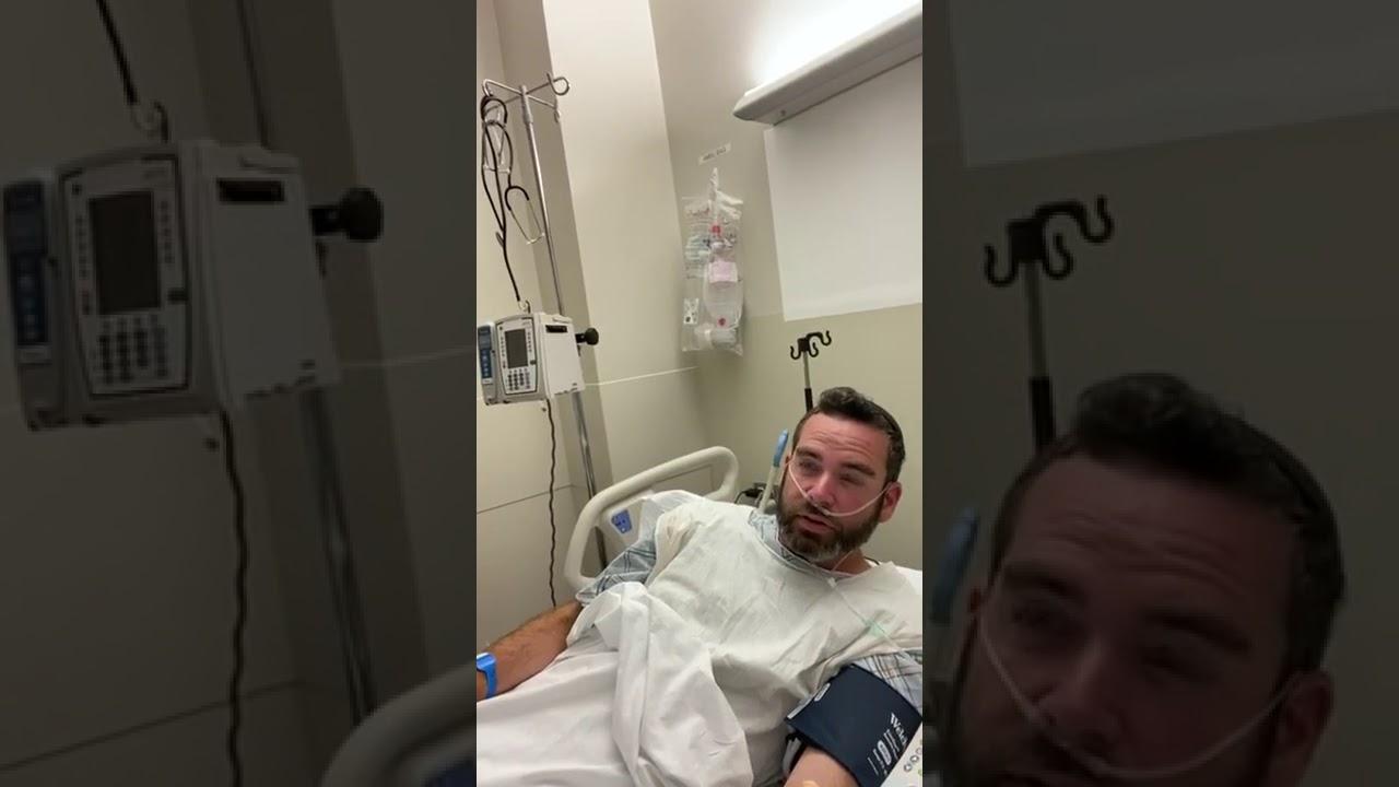 Patient received Convalescent Plasma