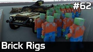 Brick Rigs PL [#62] AUTKO na ZOMBIE? /z Plaga