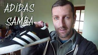 Measuring Adidas Samba