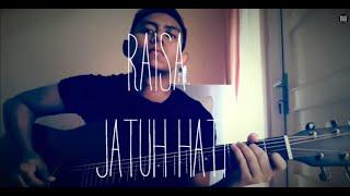 RAISA - JATUH HATI (Acoustic Cover version)