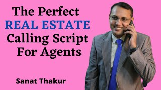 Real Estate calling script