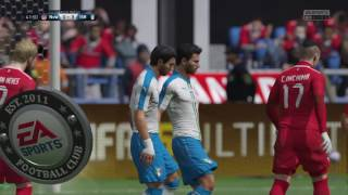 Fifa 16 pro clubs FC ISRAEL ARMY ( part 1)