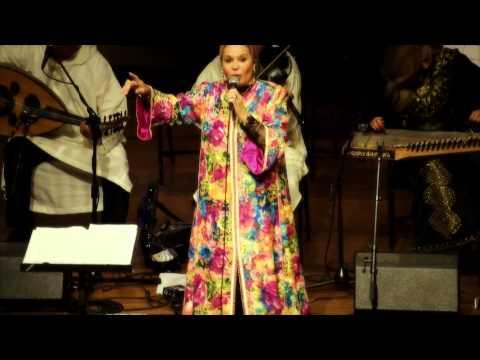 Raymonde Abecassis / Israeli Andalusian Orchestra /Jari Ya Hamouda videó letöltés