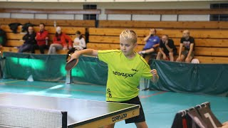 IV Memoriał Barbary Pawelczyk w tenisie stołowym