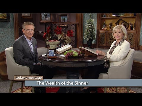The Wealth of the Sinner with Gloria Copeland and Pastor George Pearsons (Air Date 12-13-17)