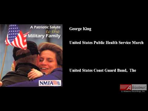 George King, United States Public Health Service March