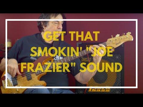 "Jeff Berlin Shows You How to Get His Smokin' ""Joe Frazier - Round 3"" Sound"