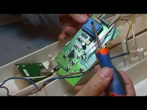 Averia emisor termico siemens transformador quemado - Emisor termico cointra ...