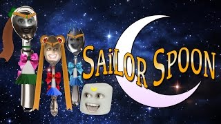 Annoying Orange - Sailor Spoon (feat. Strawburry17, Jess Lizama & Katie Wilson)