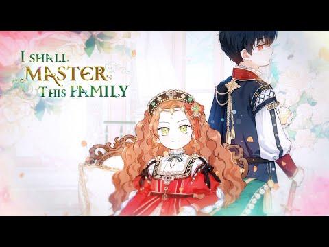 Webtoon 『I Shall Master this Family』 trailer English ver.