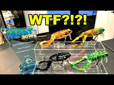 Fishing Industry Politics are a JOKE!! -- Good, Bad & Ridiculous of ICAST 2018