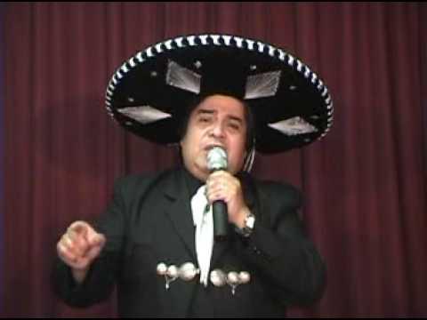 Jorge Ricardo - el borracho y cantinero