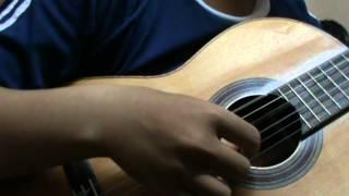 Mưa hồng-guitar