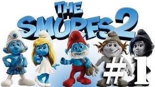 The Smurfs 2: The Video Game - Walkthrough Part 1 (xbox 360, Playstation 3) Gameplay
