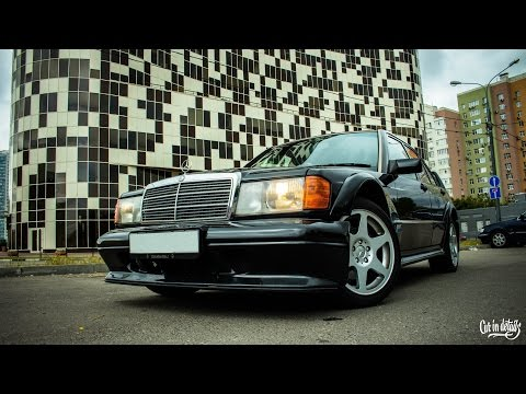 Тест Драйв Пассажирского: Mercedes-Benz 190 E 2.5-16 Evolution II (W201) 1990 #251/500