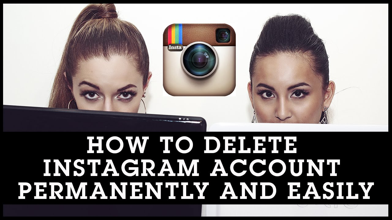 How To Delete Instagram Account Permanently And Easily 20161103