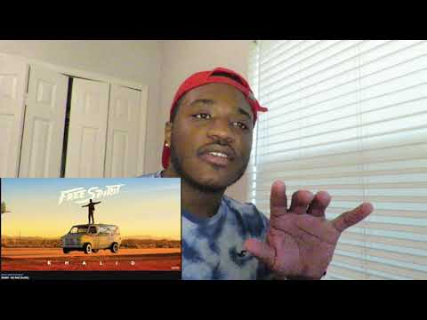 Khalid - My Bad (Audio) REACTION