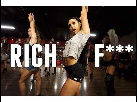 Rich as F*** | Lil Wayne | Brinn Nicole Choreography