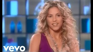 Shakira - MTV Live Performance in Madrid 2005 (Interview Clips)