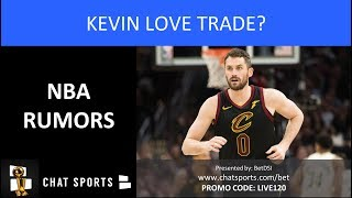 NBA Rumors: Patrick McCaw, DeMarcus Cousins Return, Kevin Love Trade, Lakers & LeBron James Return