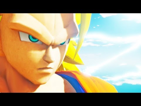 Dragon Ball Unreal –  Incredible Fan Game
