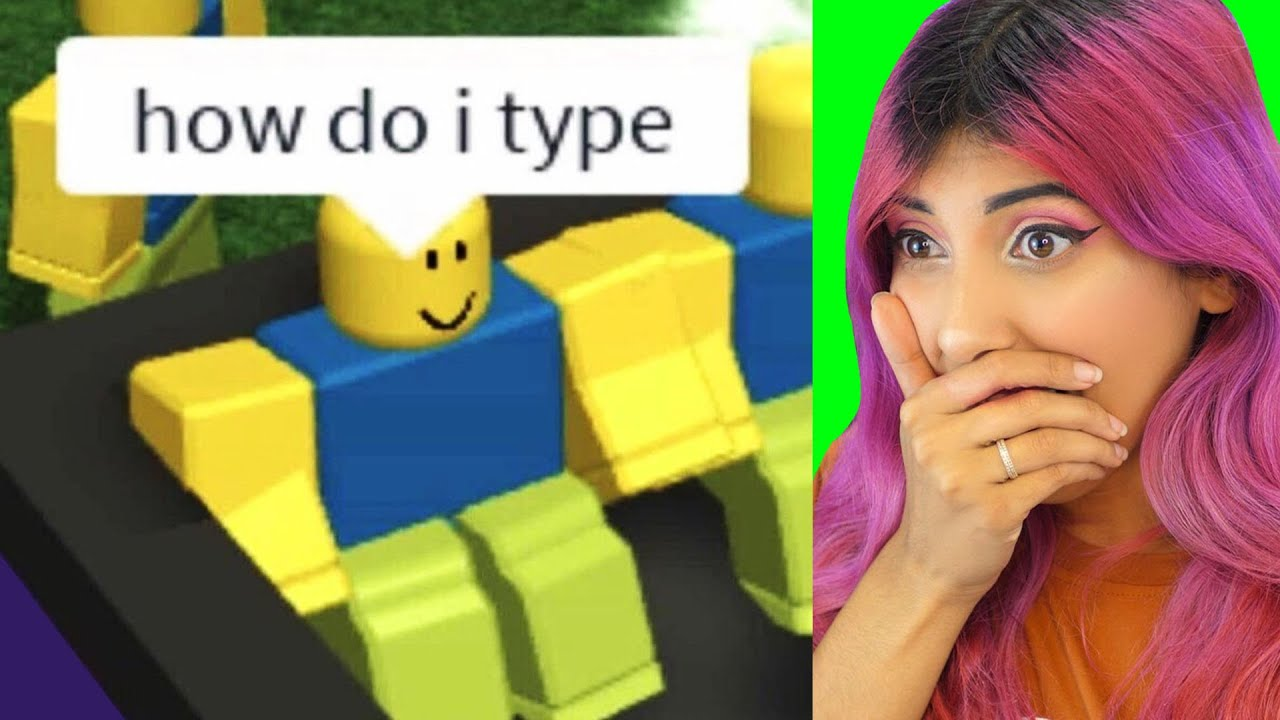 Roblox Try Not To Laugh Challenge Youtube