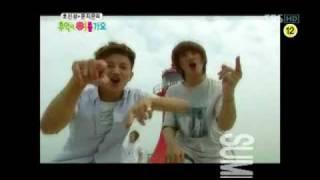 (影片來源:百度貼吧) 超新星feat .文智恩記憶的夏日歌謠.