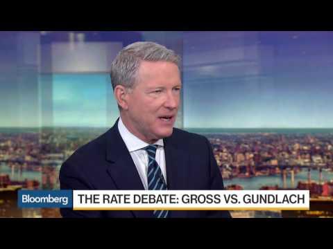 The Gundlach Vs. Gross 10-Year Bond Yield Debate - 13 Jan 17  | Gazunda