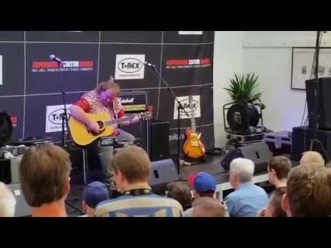 Bernie Marsden - Here I Go Again, acoustic 2014