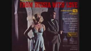 From Russia With Love - Opening Titles (James Bond Is Back, From Russia With Love, James Bond Theme)