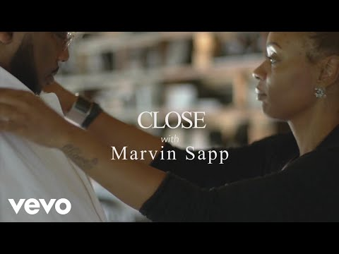 Marvin Sapp - Behind the Scenes of Close...
