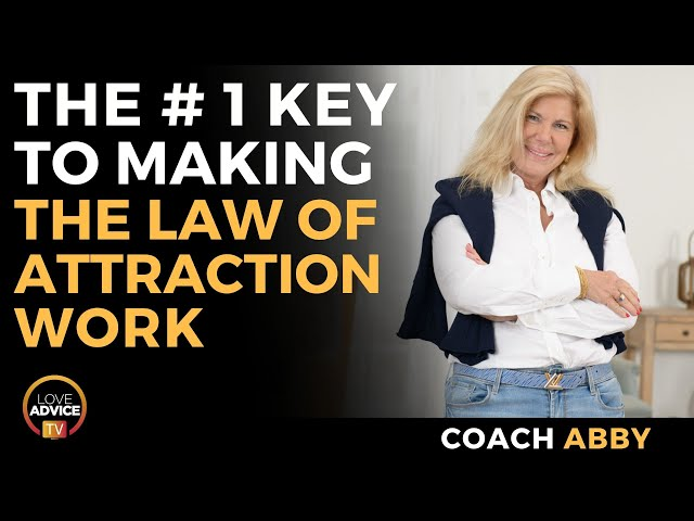 Affirmations: The KEY to Manifest Your Ex Back with Law of Attraction