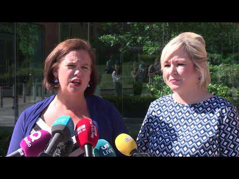 Ireland must not become collateral damage to Tory civil war farce - Mary Lou McDonald
