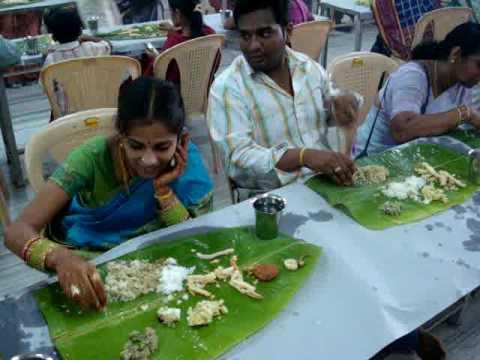 My - Marriage - Mamanar vs mamiyar eating