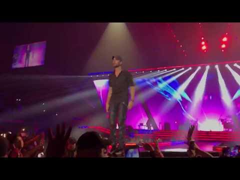 Enrique Iglesias San Diego 2017 Concert - Tonight (I'm Loving You) [Front Row]
