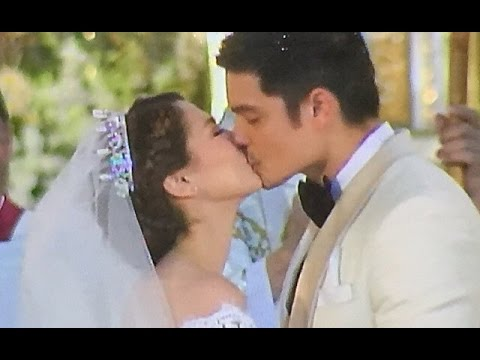 Marian Rivera and Dingdong Dantes Wedding - YouTube