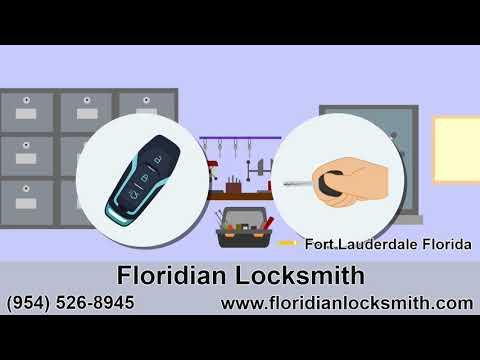 Automotive Floridian Locksmith Fort Lauderdale