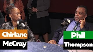 Chirlane McCray & Phil Thompson On 'Brothers Thrive' Inititive In NYC