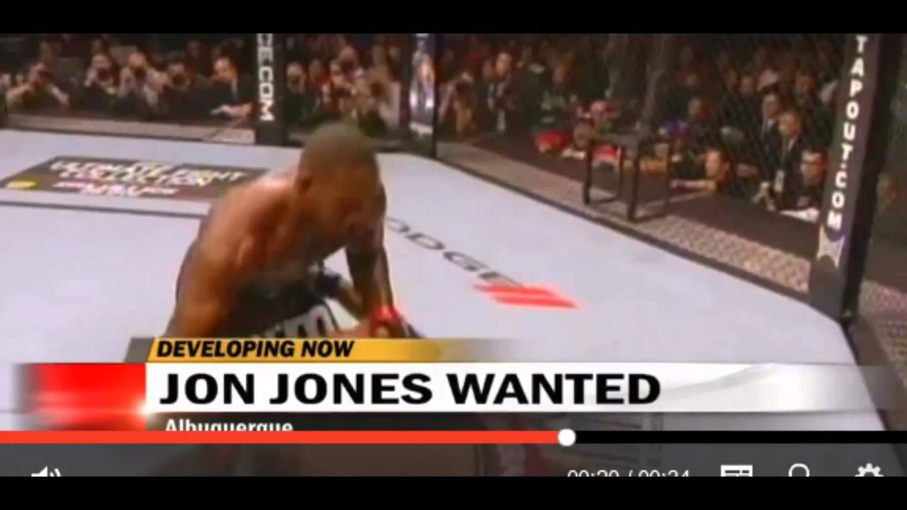 Jon Jones arrested: UFC star, Upstate NY native charged with DWI ...