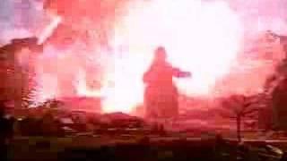 Mecha-Godzilla Insanity Mashup