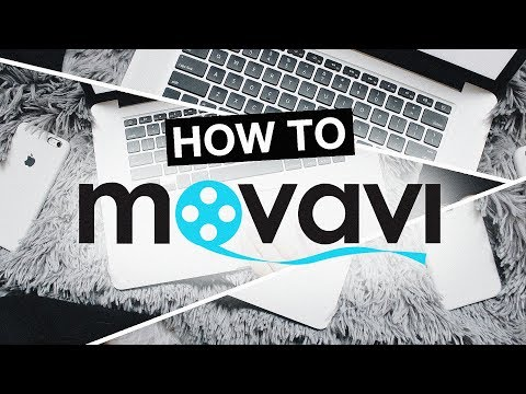 How To Edit Videos For YouTube - Movavi Tutorial