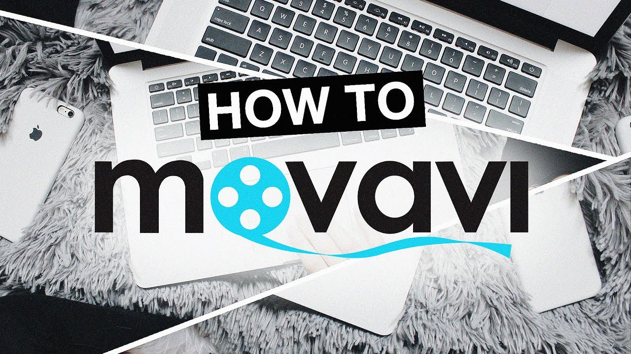How To Edit Videos For Youtube Movavi Tutorial