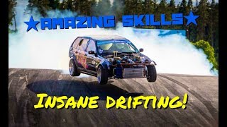 INSANE DRIFTING! | Amazing Drift Skills | Drift Compilation 2019 🍕