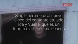 """Ricardo Montaner estrenará esta noche su nuevo videoclip """"Aunque ahora estés con él"""""""
