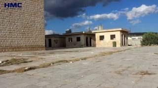 أوضاع  مدارس ريف حماة  وحجم الدمار الذي حل بها 24/9/2016